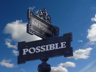IMAGE: I am neither an optimist nor pessimist, but a possibilist.