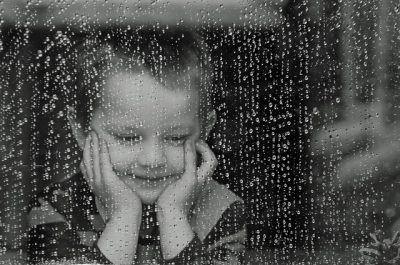 IMAGE: Life is too tragic for sadness; let us rejoice.