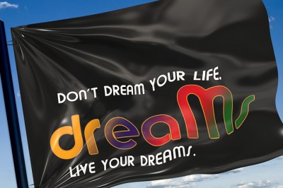 IMAGE: Reality can destroy the dream; why shouldn't the dream destroy reality?