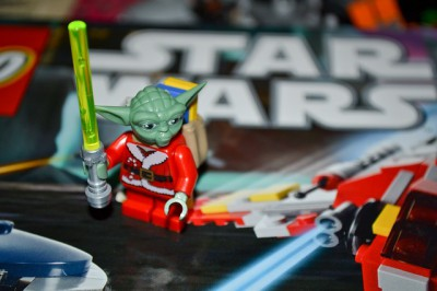 IMAGE: May the Force be with you!