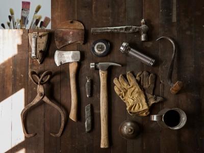 IMAGE: A bad workman (always) blames his tools.