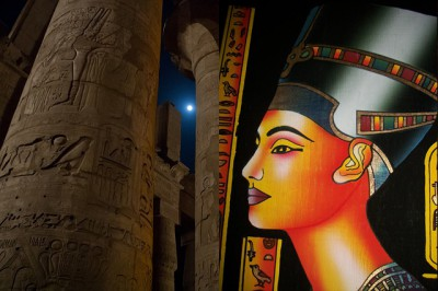 IMAGE: If the nose of Cleopatra had been shorter, the whole history of the world would have been different.