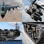 軍と産業の結びつきが…