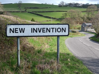 IMAGE: The best way to predict the future is to invent it.