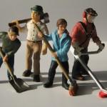 A new broom sweeps…