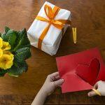 贈り物はすべて…