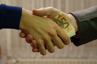 IMAGE: Creditors have better memories than debtors.