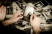 IMAGE: There are three kinds of memory [memories]: good, bad and convenient.