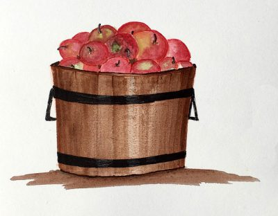 IMAGE: One bad apple spoils the barrel.