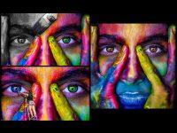 IMAGE: It is art to hide art.