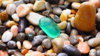 IMAGE: A rolling stone gathers no moss.