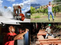 IMAGE: Like workman, like tool.