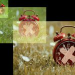 Time heals all…