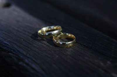 IMAGE: Marriage is the lack of judgment, divorce the lack of patience, and remarriage the lack of memory.