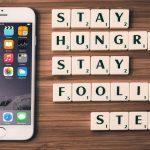 飢えていなさい。愚か…