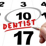 A dental checkup?…